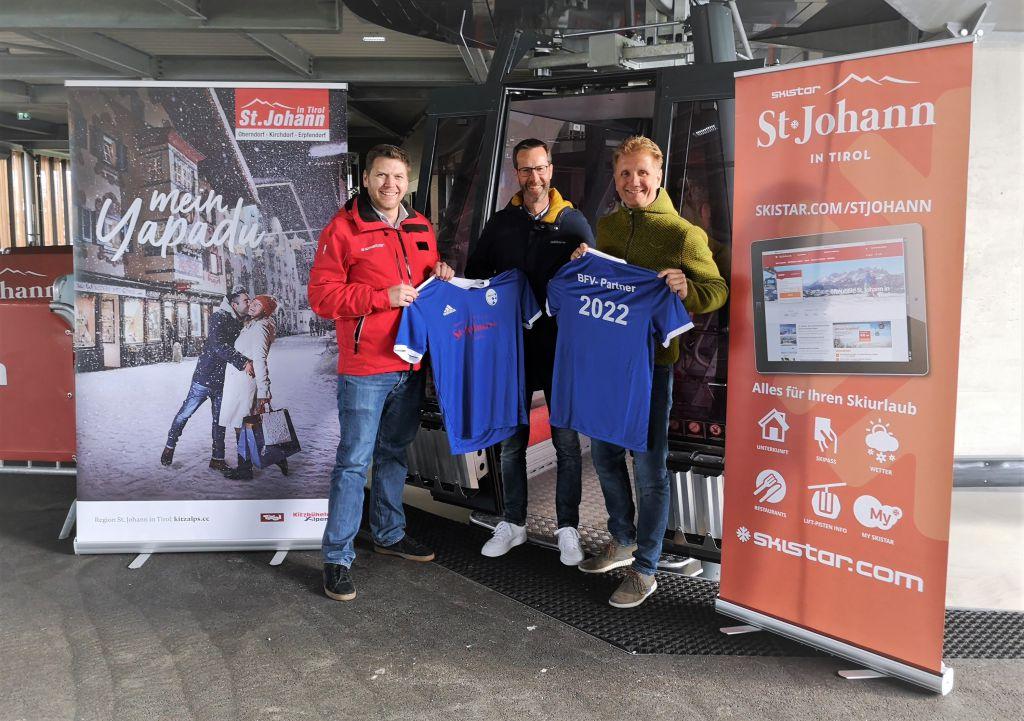 Partnerschaft St Johann_BFV